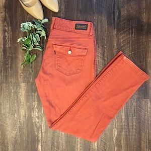 Levi | Coral Jeans | Size 10